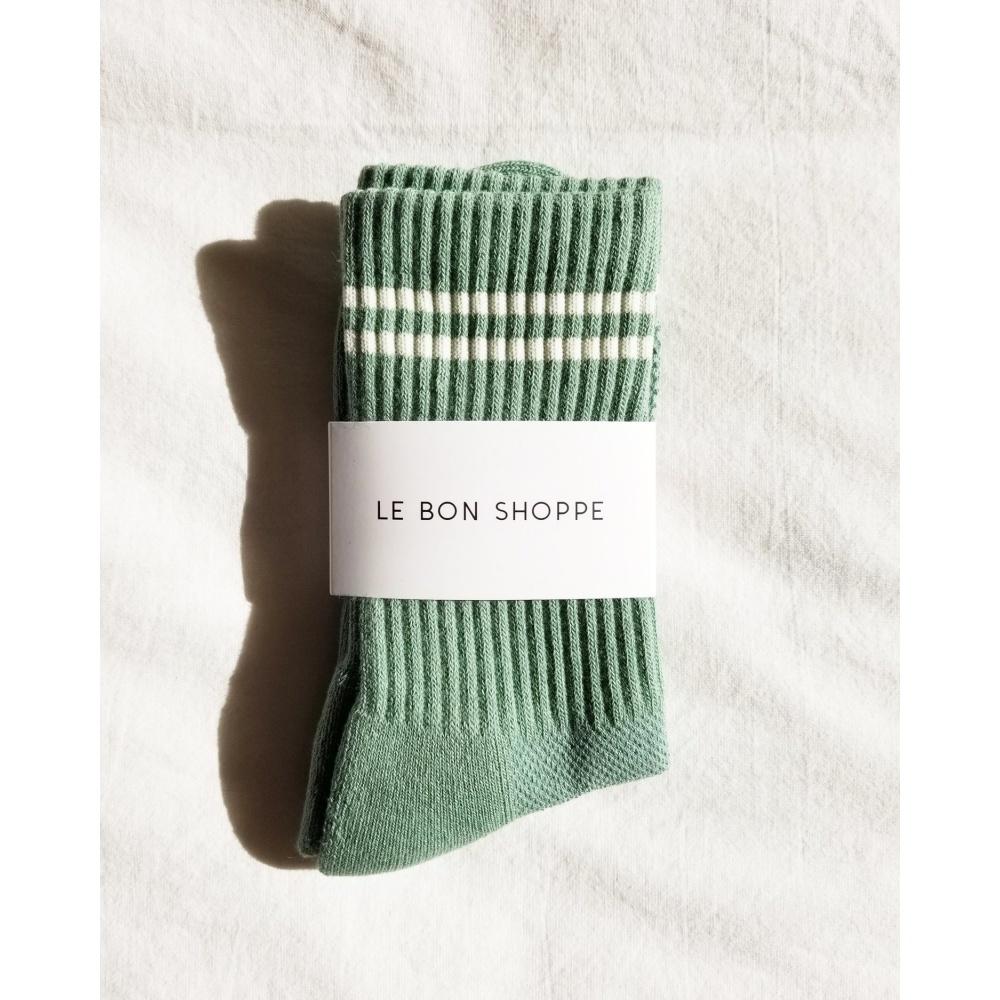 SKARPETKI BOYFRIEND SOCKS MEADOW LE BON SHOPPE
