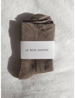 SKARPETKI SNEAKER SOCKS COCOA LE BON SHOPPE