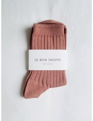 SKARPETKI HER SOCKS NUDE PEACH LE BON SHOPPE