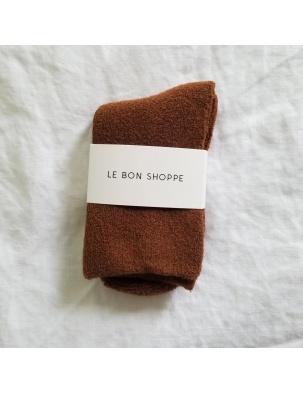 SKARPETKI CLOUD SOCKS SEPIA LE BON SHOPPE