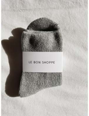SKARPETKI CLOUD SOCKS GREY LE BON SHOPPE