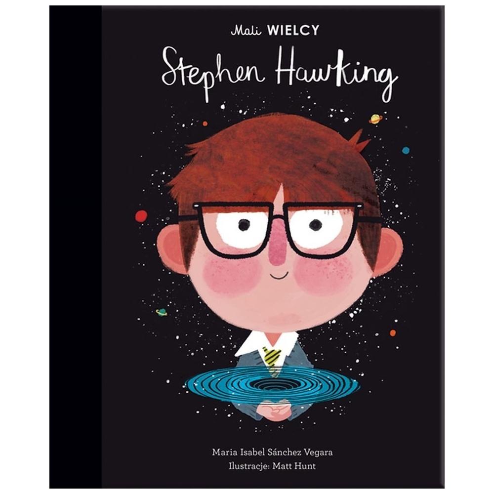 Mali WIELCY. Stephen Hawking SMART BOOKS