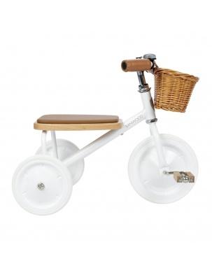 Banwood Rowerek trójkołowy Trike White BANWOOD