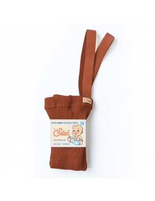 Legginsy z szelkami Footless CINNAMON SILLY SILAS
