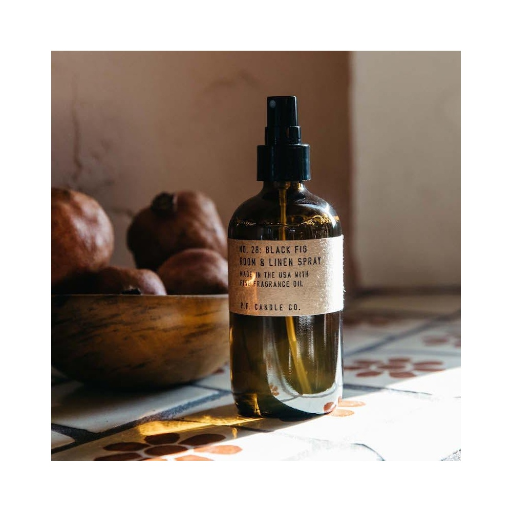 Spray Mgiełka zapachowa do wnętrz i tkanin Black Fig P.F. Candle Co.