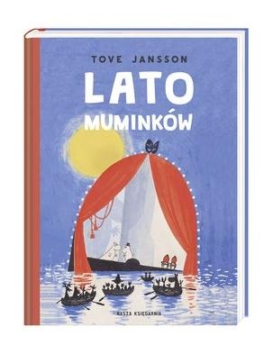 Lato Muminków Tove Jansson Nasza Księgarnia
