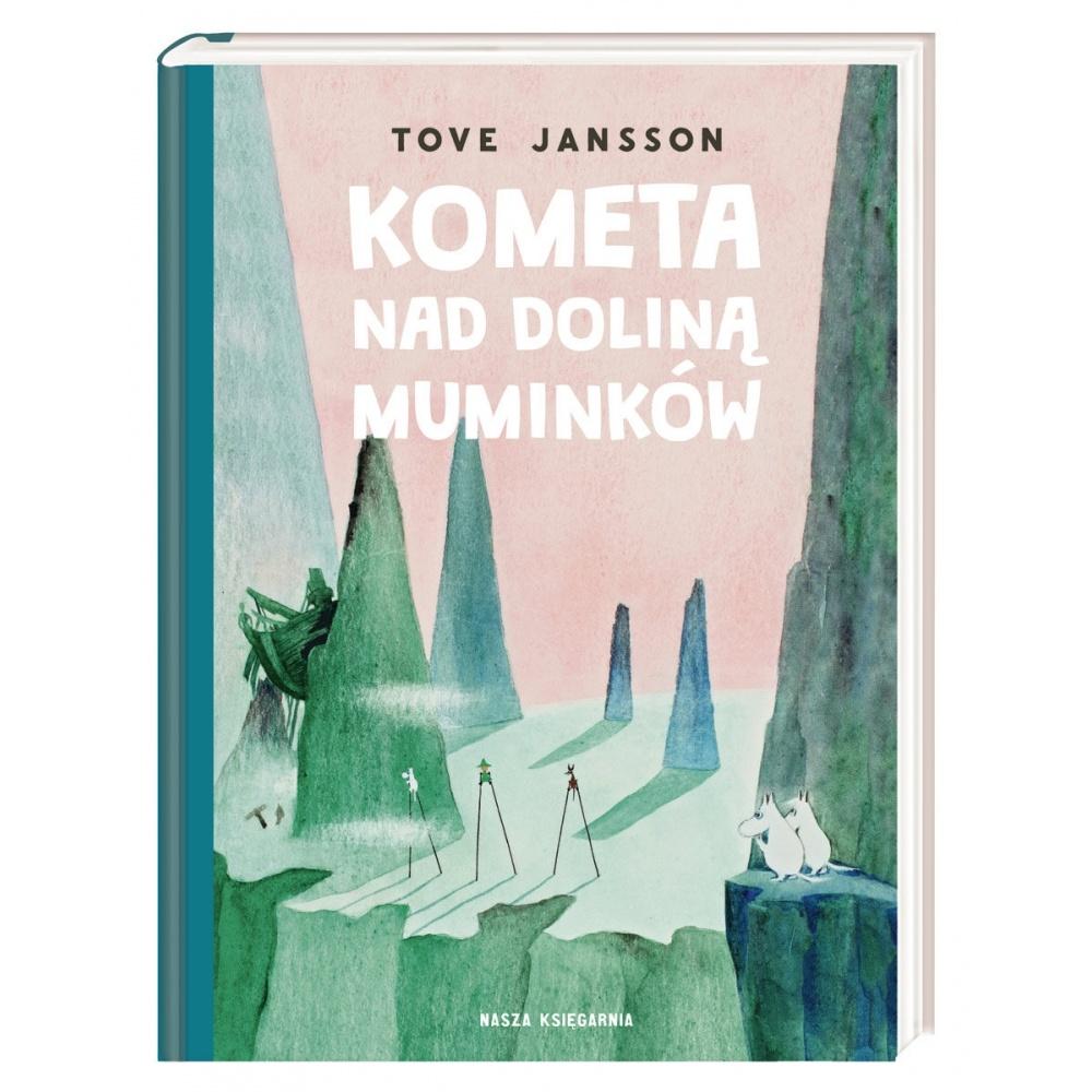 Kometa nad doliną Muminków Tove Jansson Nasza Księgarnia