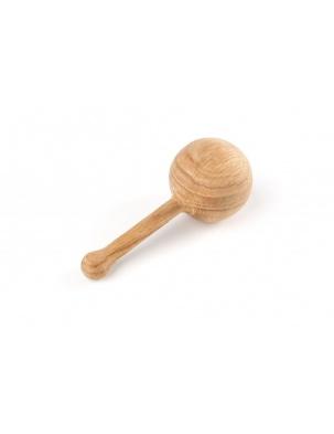 Grzechotka z certyfikowanego drewna RUSTLE