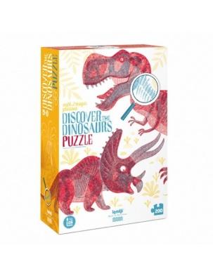 Puzzle dla dzieci Odkryj Dinozaury Londji®