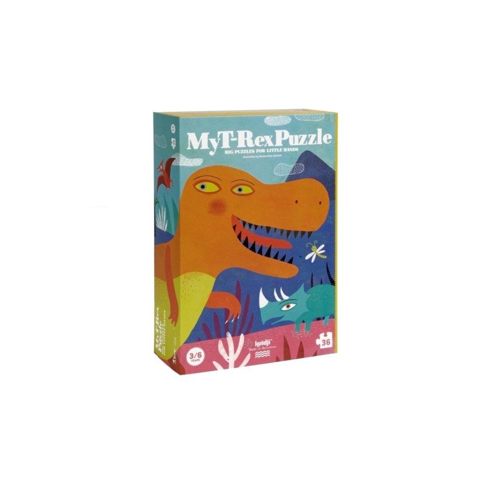 Puzzle dla dzieci T-Rex Mój Dinozaur Londji®