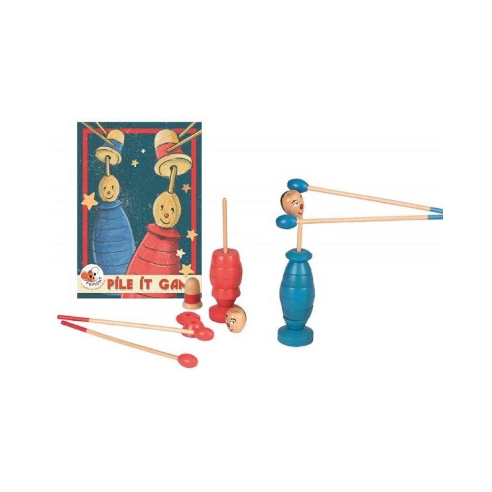 Gra manualna PILE-IT Egmont Toys