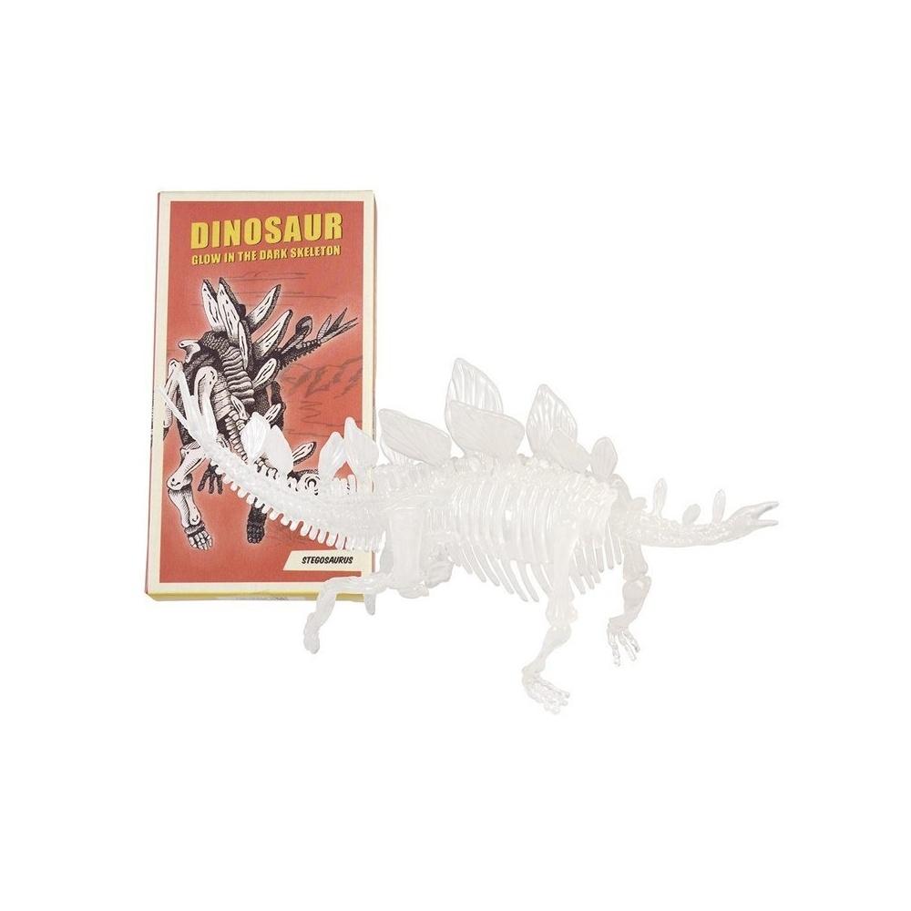 Szkielet stegozaura do składania Rex London