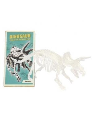 Szkielet triceratopsa do składania Rex London