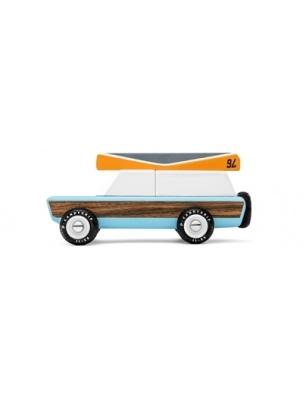 Samochód Drewniany Pioneer Truck CANDYLAB