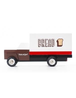 Samochód Drewniany Bread Truck CANDYLAB