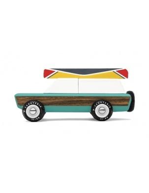 Samochód Drewniany Pioneer Aspen CANDYLAB