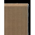 Koc wełniano - bawełniany  Herringbone Blanket Sugar Kelp FERM LIVING