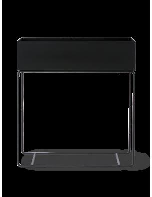 Doniczka/pojemnik Plant Box Black FERM LIVING