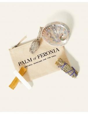 Zestaw kadzideł z muszlą Abalone PALM of FERONIA