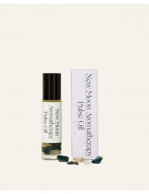 Aromaterapeutyczny Olejek w kulce New Moon Aromatherapy Pulse Oil PALM of FERONIA