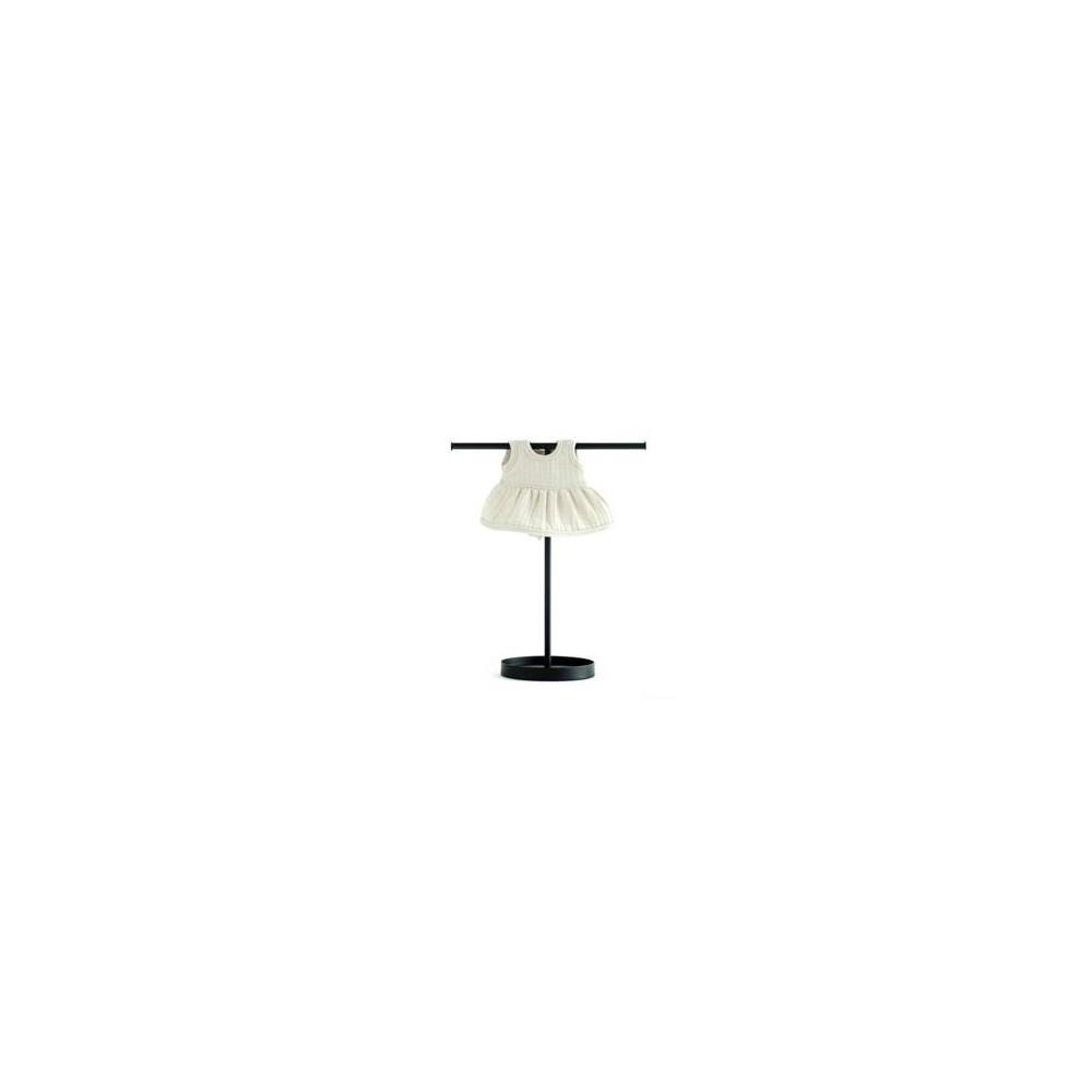 Sukienka Muślinowa Natural dla lalki 21 cm MINILAND