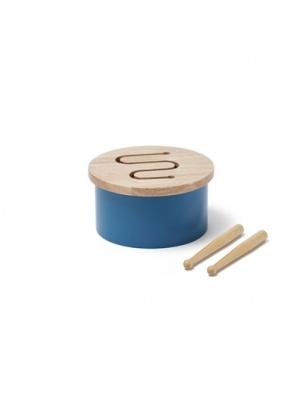 Bębenek Dla Dziecka Mini Blue Kids Concept