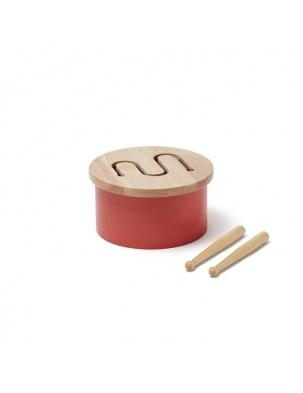 Bębenek Dla Dziecka Mini Red Kids Concept