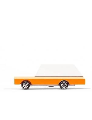 Samochód Drewniany Dart Wagon CANDYLAB