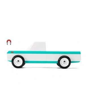 Samochód Drewniany Picup CANDYLAB