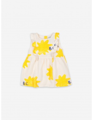 SUKIENKA SPARKLE ALL OVER RUFFLE DRESS BOBO CHOSES