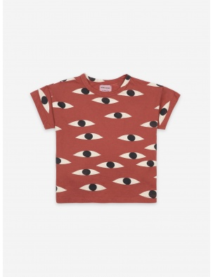 BAWEŁNIANY T-SHIRT EYES ALL OVER BOBO CHOSES