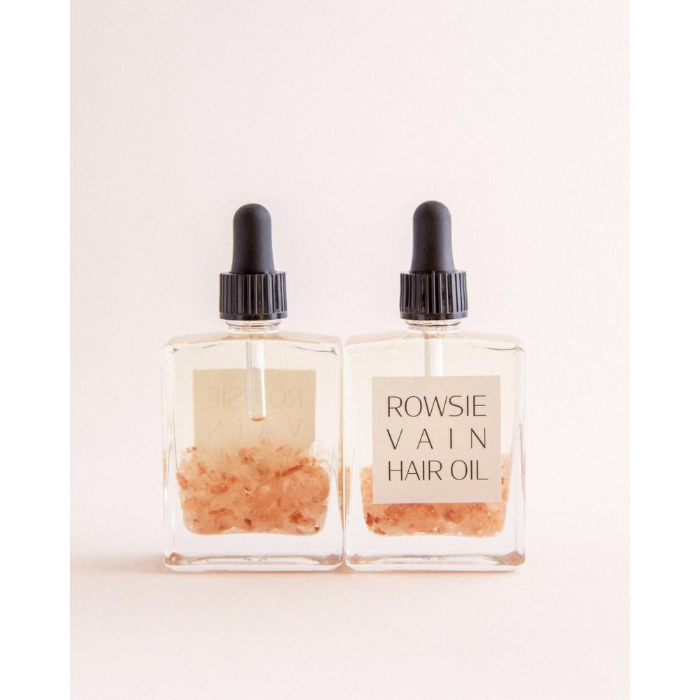 Botaniczny olejek do włosów ROWSIE VAIN