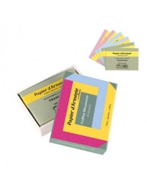 """Pachnący papier """"ARMÉNIE"""" STARTER BOX MIX 3 ZAPACHÓW Papier d'Armenie"""