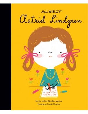 Mali WIELCY. Astrid Lindgren SMART BOOKS