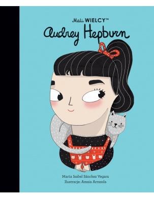 Mali WIELCY. Audrey Hepburn SMART BOOKS
