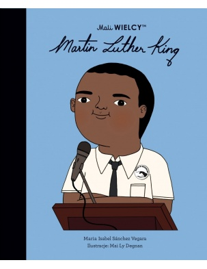 Mali WIELCY. Martin Luther King SMART BOOKS