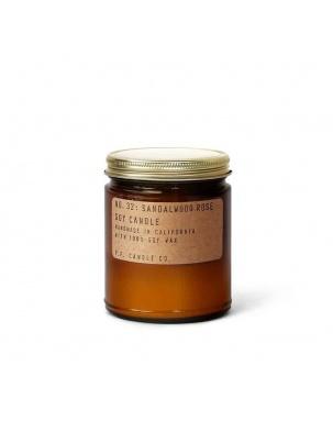 Świeca sojowa Sandalwood Rose P.F. Candle Co.