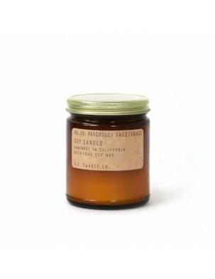 Świeca sojowa Patchouli Sweetgrass P.F. Candle Co.