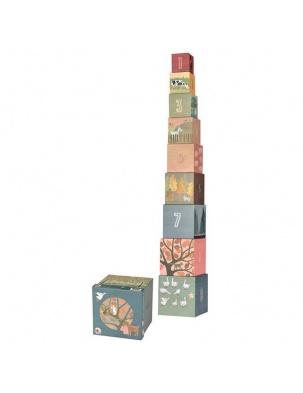 Piramida tekturowa Farma Egmont Toys