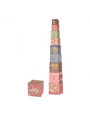 Piramida tekturowa DŻUNGLA Egmont Toys