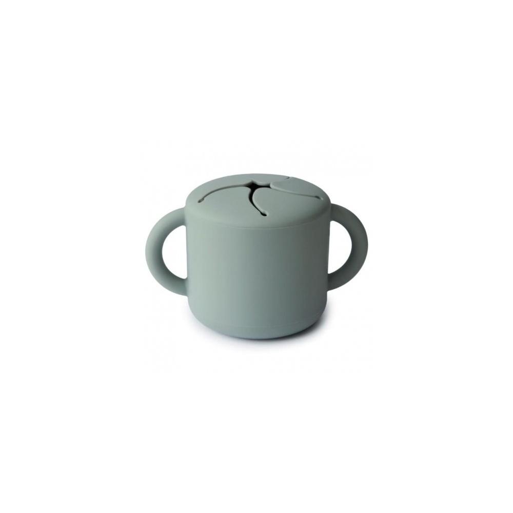 Kubek niewysypek na przekąski SNACK CUP Cambridge Blue  MUSHIE