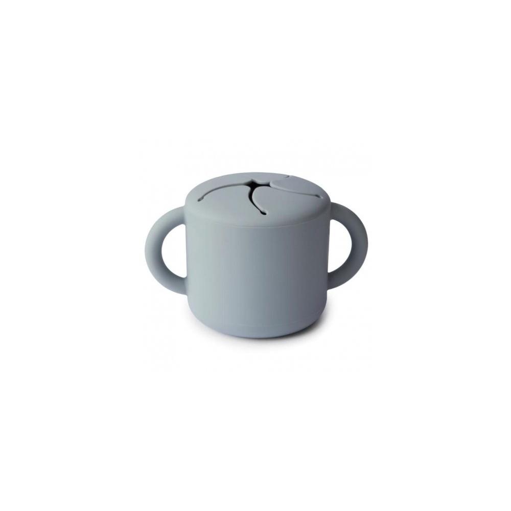 Kubek niewysypek na przekąski SNACK CUP Stone MUSHIE