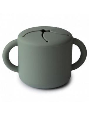 Kubek niewysypek na przekąski SNACK CUP Dried Thyme MUSHIE