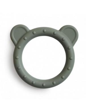 Gryzak Gryzak silikonowy bransoletka BEAR Dried Thyme MUSHIE