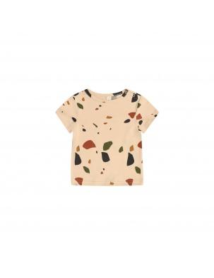T-shirt Midnight T-Shirt TERAZZO ORGANIC ZOO