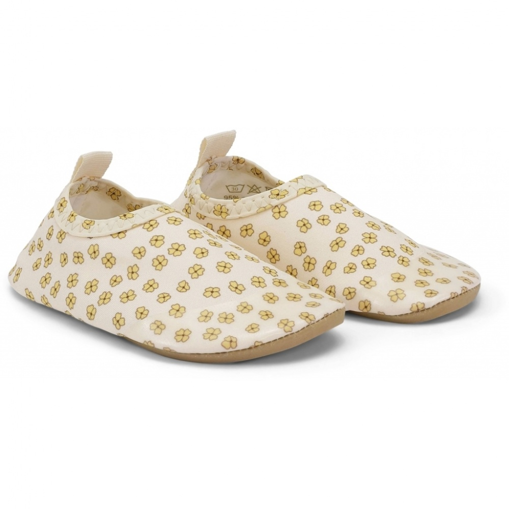 BUTY KĄPIELOWE UV ASTER SWIM SHOES BUTTERCUP YELLOW Konges Sloejd