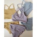 Dwuczęściowy Strój Kąpielowy/Bikini MARIGOLD QUARRY BLUE Konges Sloejd