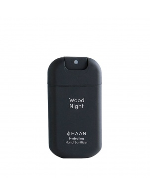 Spray do rąk Haan Pocket WOOD NIGHT 30 ml HAAN