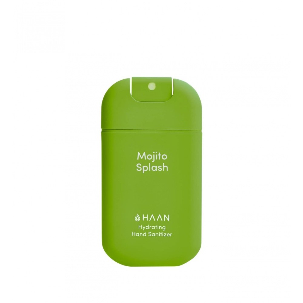 Spray do rąk Haan Pocket MOJITO SPLASH 30 ml HAAN