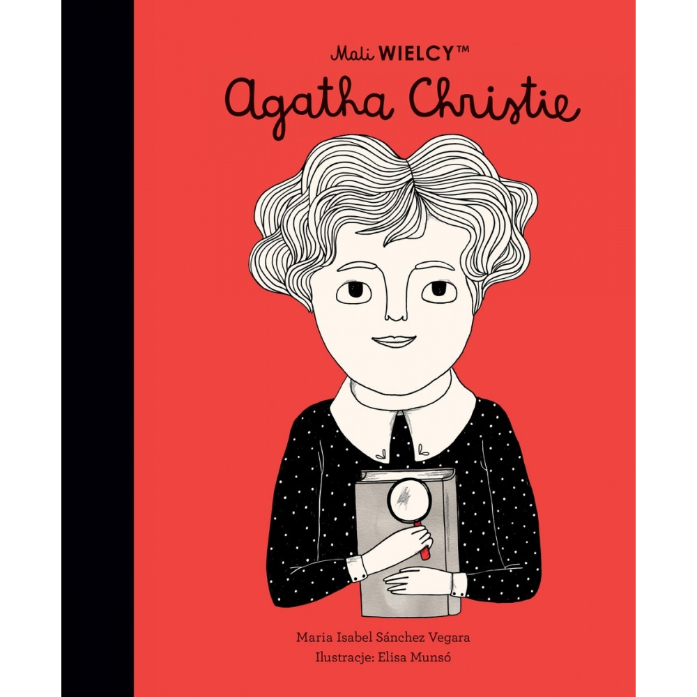 Mali WIELCY. Agatha Christie SMART BOOKS
